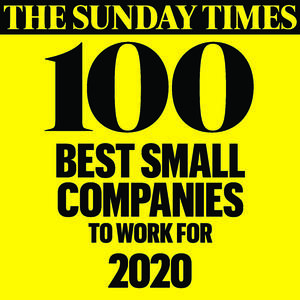 2020 Best Small Companies - large