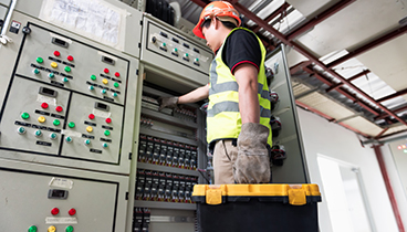 Predictive Analytics means efficient preventative use of Maintenance Engineers