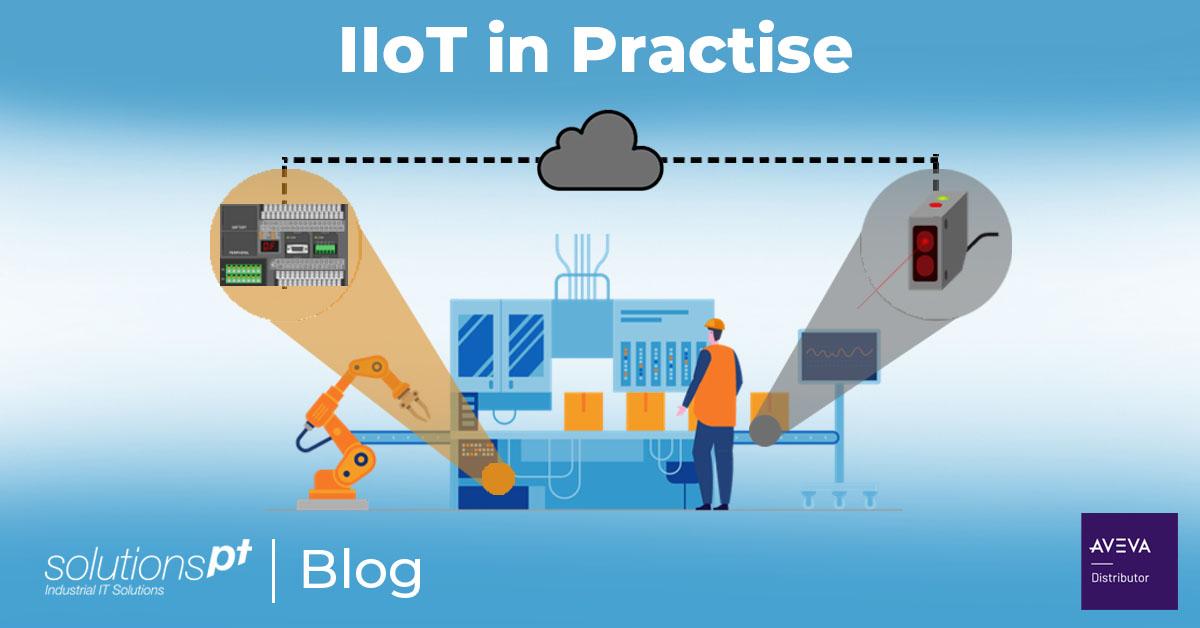 Industrial IOT in practice