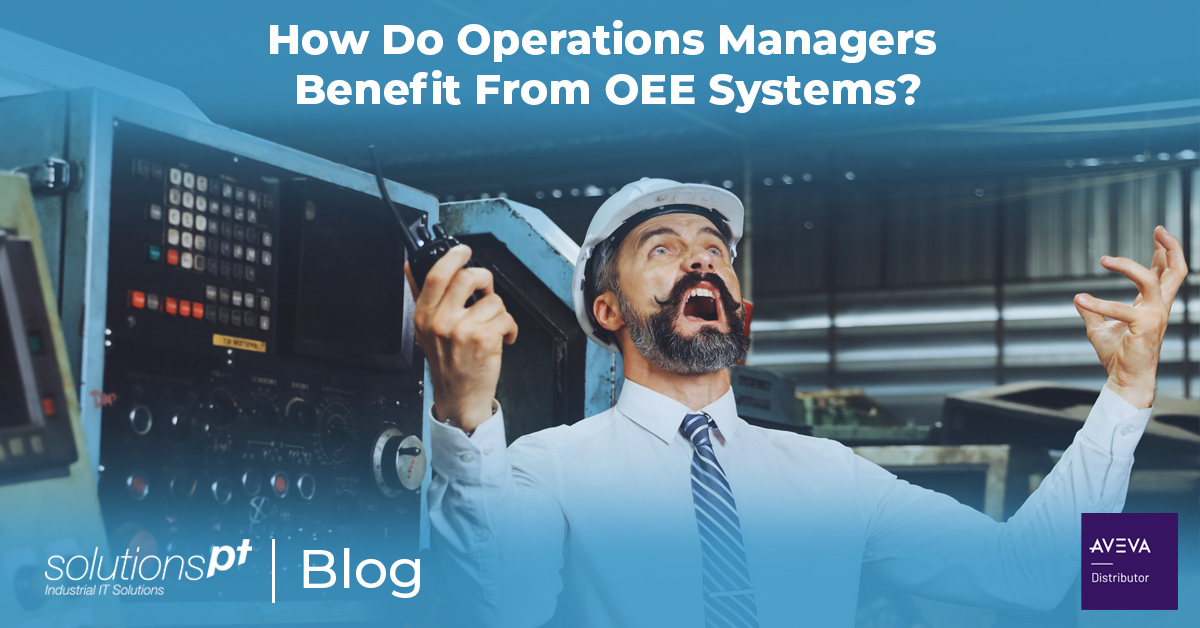 how do operations management benefit from oee systems