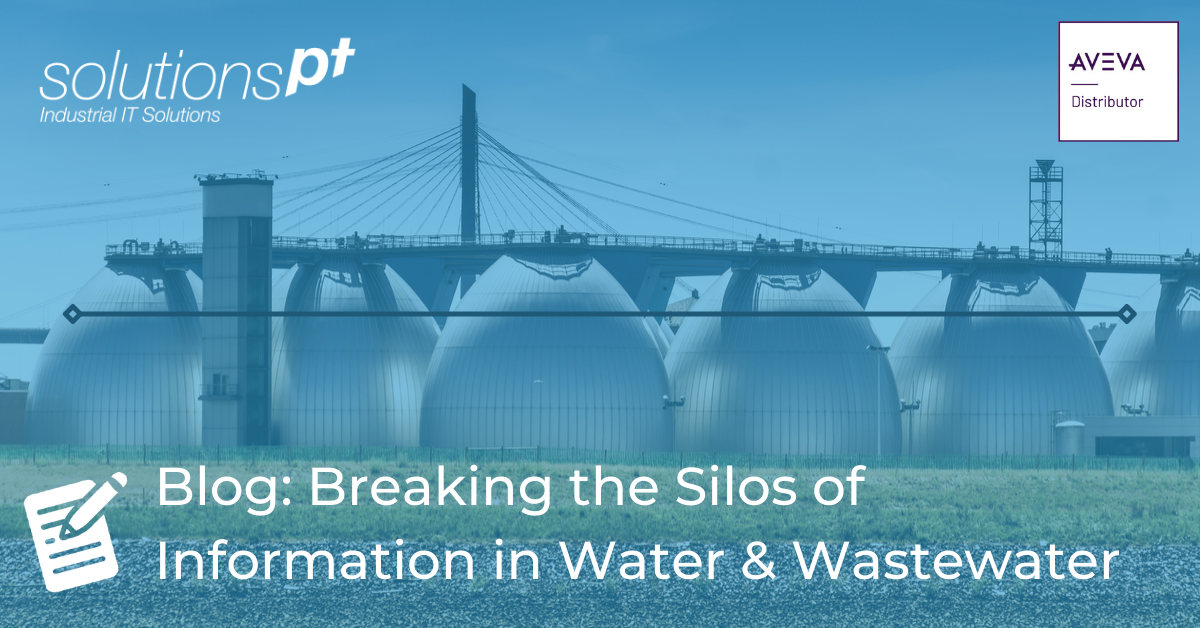 How to breakdown Data Silos in the Water & Wastewater Industry